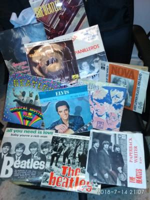 Discos vinilo Beatles