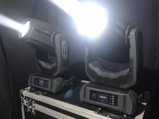 Pack Iluminacion cabezas moviles