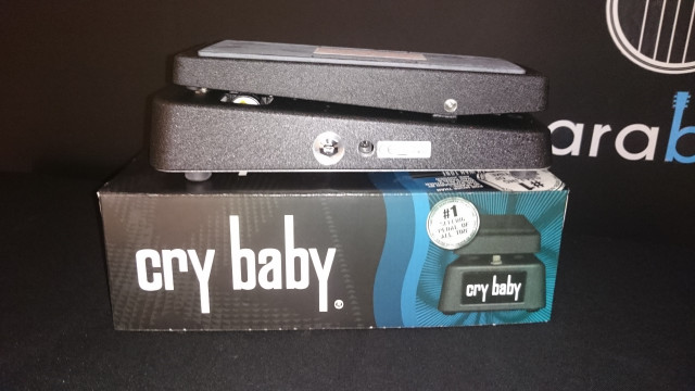 Pedal Dunlop cry baby GCB95