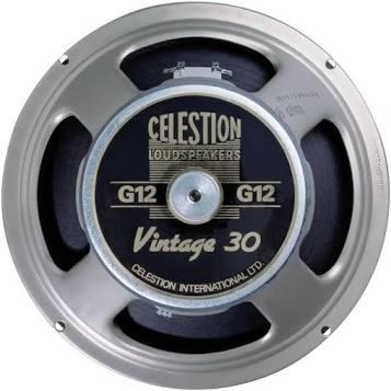 Cambio celestion v30 por GT 75 8ohms