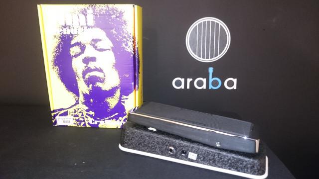 Pedal Dunlop Jimi Hendrix Wah Cry baby JH-1B