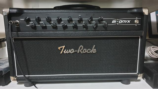 TWO ROCK BI-ONYX 50 CABEZAL