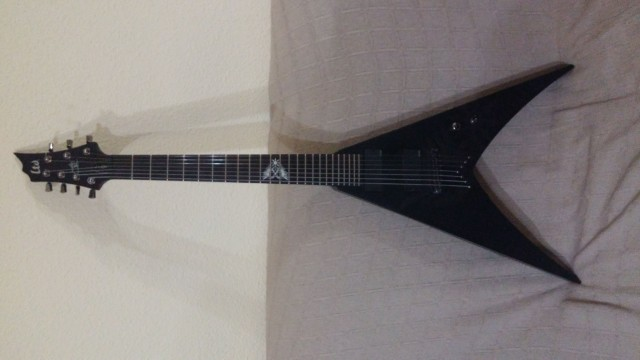 O CAMBIO (REBAJO A 700 € )Vendo guitarra esp ltd HEX-7