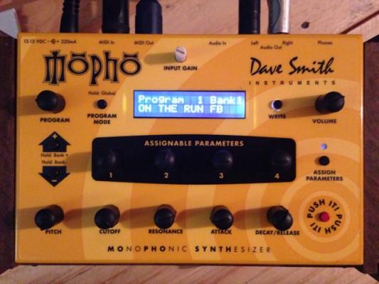 Dave Smith MOPHO
