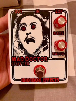 Idiotbox Effects - Mad Doctor Stutter - Envío Incluido