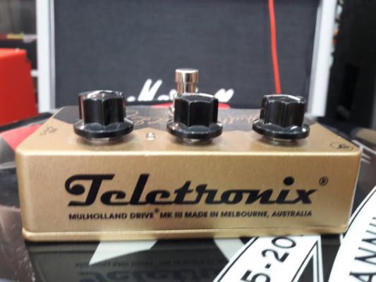 Teletronix Mullholland Drive