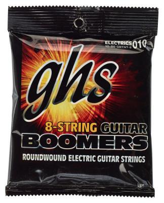 4 juegos de cuerdas GHS Boomers 009 080 - ENVIO GRATIS