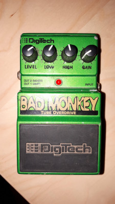 Pedal Digitech BAD MONKEY (overdrive)