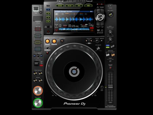 PIONEER » DJM900NX2 » CDJ2000NX2 » Flyghtcases