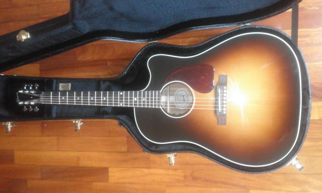 Gibson J-45 VS 2017