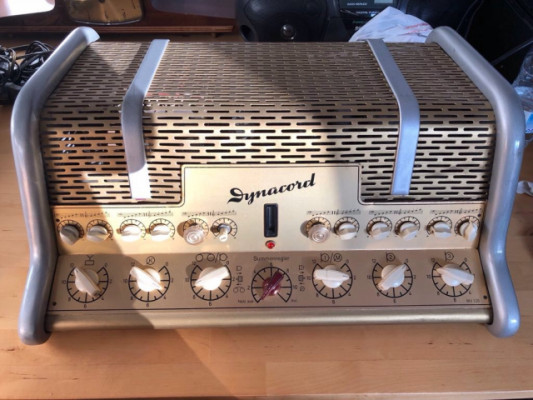 Amplificador Dynacord 1959-60