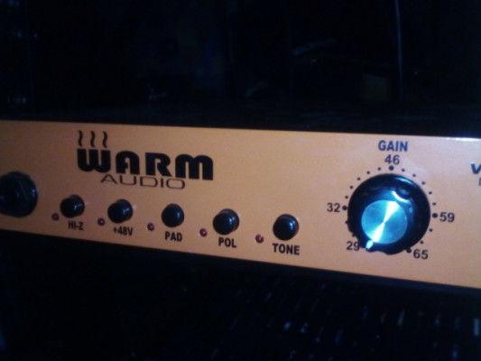 WARM AUDIO WA 12