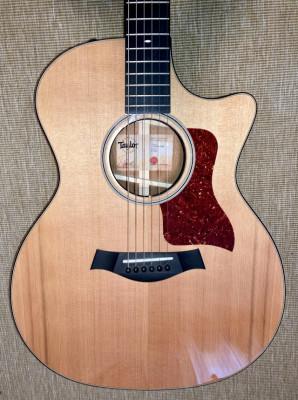 Guitarra acústica Taylor 514ce V bracing