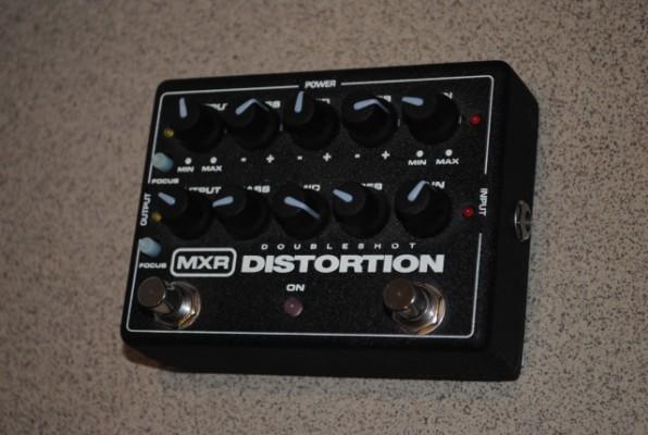 MXR Doubleshot Distorsion M-151