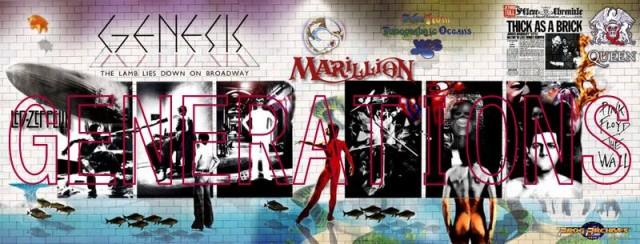 Cantante para grupo de versiones Pink Floyd, Genesis, Marillion.