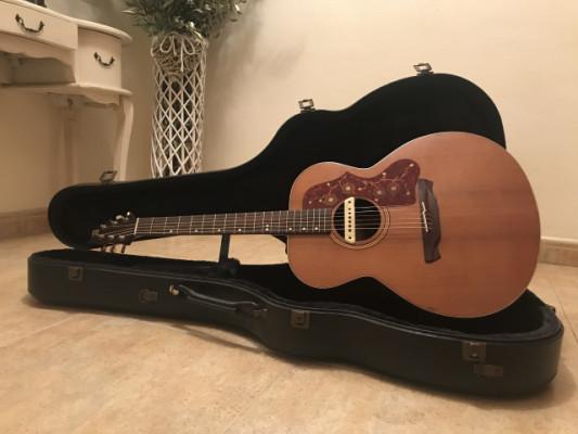 Guitarra acústica Alhambra J1