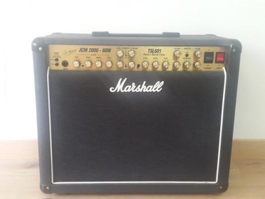 AMPLIFICADOR MARSHALL JCM2000 TSL 601