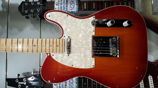Fender Telecaster Deluxe USA