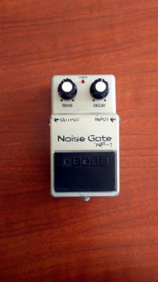 BOSS NF-1 noise gate JAPAN