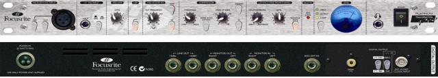 Preamp Focusrite Platinum Trackmaster PRo
