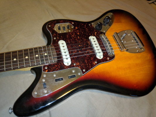 Squier jaguar vintage modified