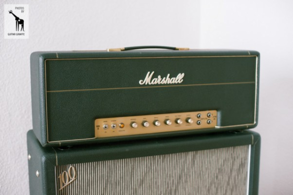 Marshall Super 100 Jimi Hendrix Limited Edition
