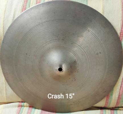Crash Avedis de Zildjian Vintage