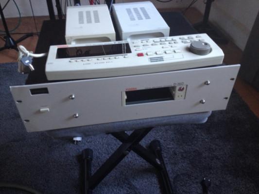 Grabadora multipistas a disco duro Fostex D160