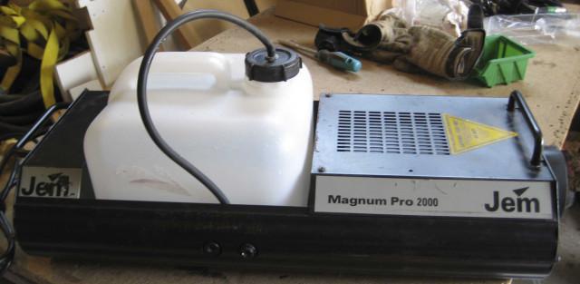 Maquina de humo Martin Magnum pro 2000 Jet