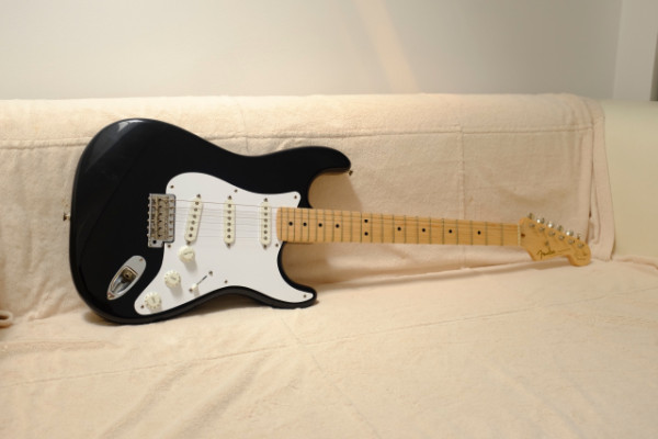 VÍDEO. Fender Stratocaster Eric Clapton Signature