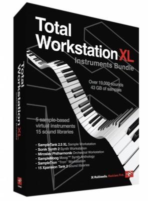 Total Worstation XL