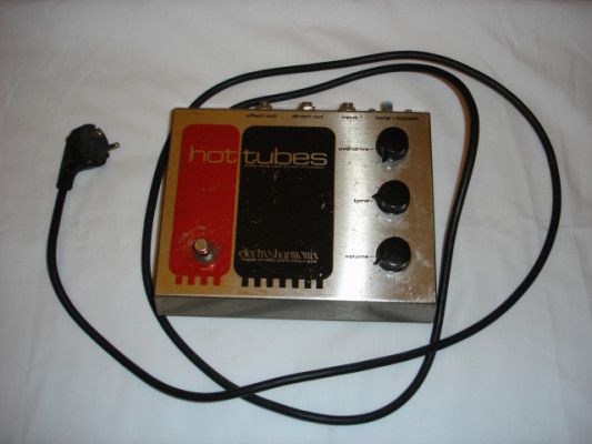 Electro Harmonix Hot Tubes de 1985. Made In USA