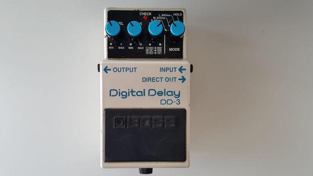 Boss Digital Delay DD3