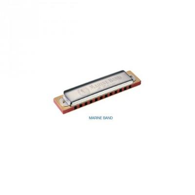 HOHNER 364/24 MARINE BAND SOLIST/USADA
