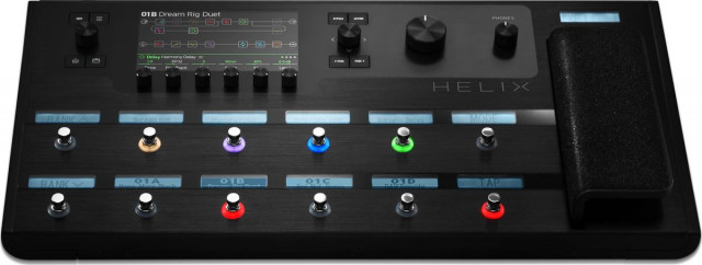 HELIX Floor (LIne 6)
