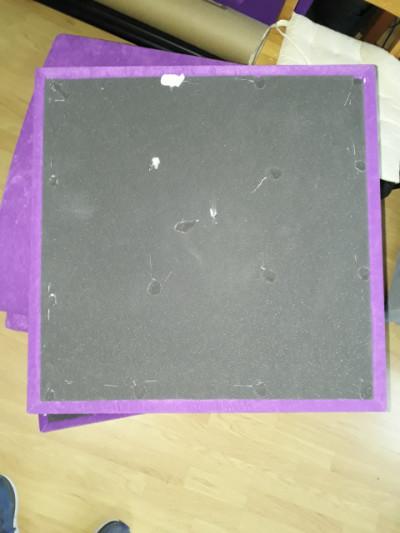 Paneles absorbentes acusticos