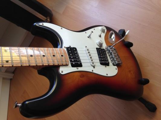 Stratocaster de luthier