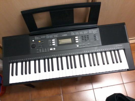 Teclado Yamaha  PSRe 343