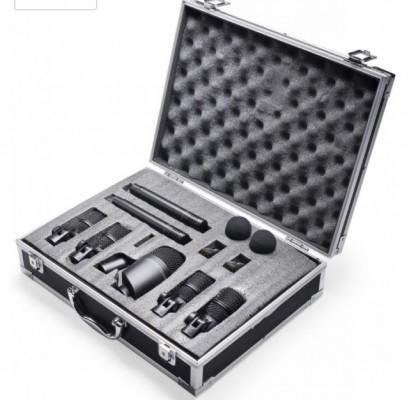 Juego micros batería stagg (nuevo)