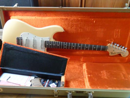 Fender Stratocaster YJM Signature - (Rebaja Temporal)