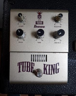 Tube King de Ibanez /distorsion a valvulas