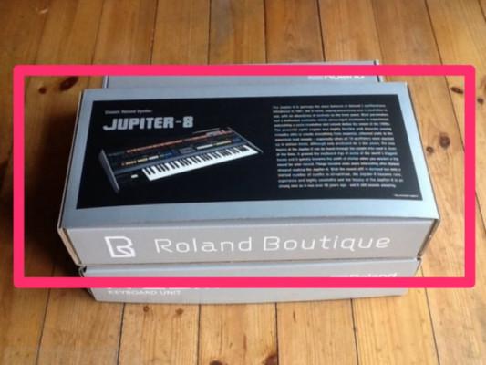 COMPRO Caja VACIA Roland Boutique JP08