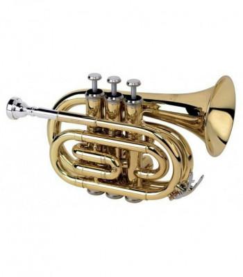 Jinbao Trompeta Pocket sib estudio