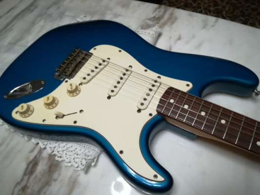 Fender Stratocaster American Vintage 62 - LPB - 1986