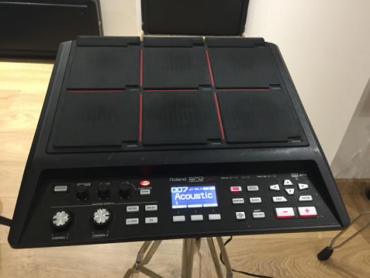 Roland SPD-SX - Bateria Elec