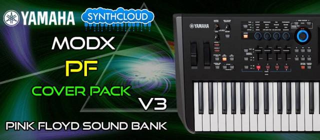Pink Floyd Cover Pack V3 para Yamaha Montage y MODX