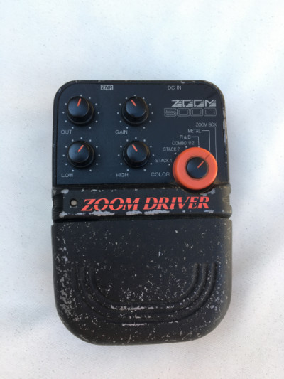 Zoom Driver 5000