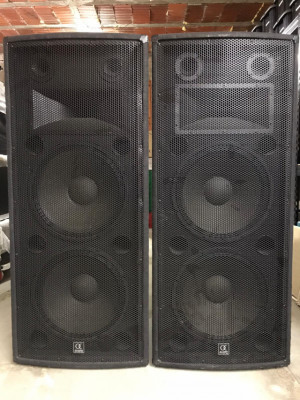 2x cajas pasivas Audiophony a30