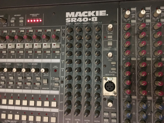 Mesa Mackie SR 40-8