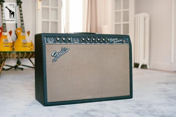 Fender 1965 Deluxe Reverb Blackface